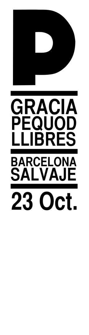 Barcelona salvaje, Letra Salvaje