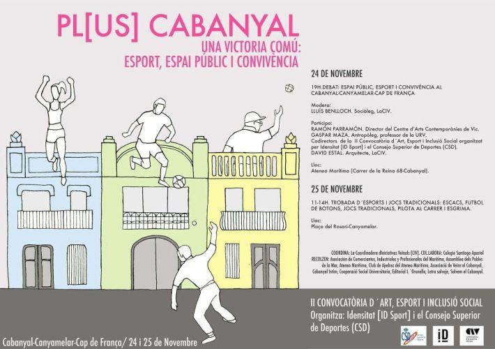 Pl(us) Cabanyal, Cabanyal