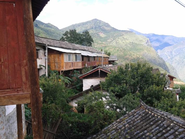 Dongba, Naxi, Letra Salvaje