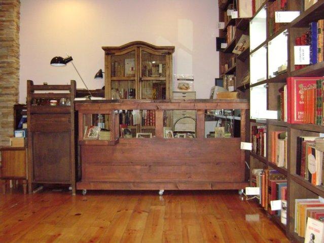 La Nave joyería artesanal librería anticuaria
