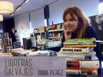 Inme Pérez, Librería Dadá, Libreras salvajes