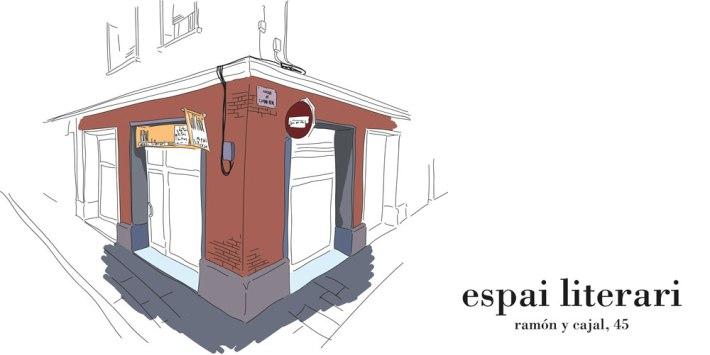 Espai Literari, Librería, Gràcia