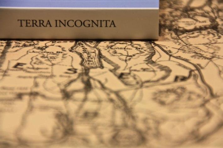 Terra incognita, Ignacio Fuster